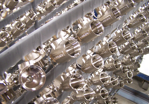 electroless nickel plating big - NADCAP Electroplating Services